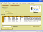 Products: CAPA Facilitator screen shot